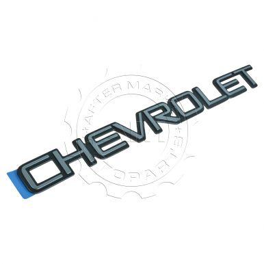 Chevy Silverado 1500 Emblems Nameplates At Am Autoparts