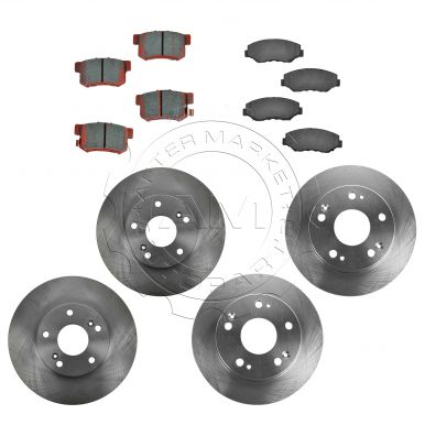 2006 honda accord brake kits at am autoparts page null. Black Bedroom Furniture Sets. Home Design Ideas