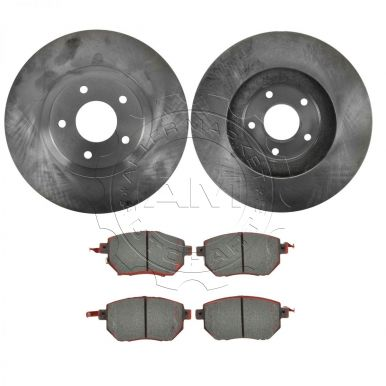nissan murano brakes replacement