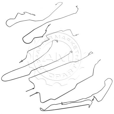 Chevy Silverado 1500 Brake Hoses Lines And Fittings At Am