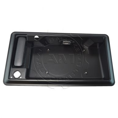 2009-14 Ford E150 E250 E350 Super Duty E450 Rear Cargo Door Paint to Match  Black Passenger Side Exterior Door Handle AM-1515079060