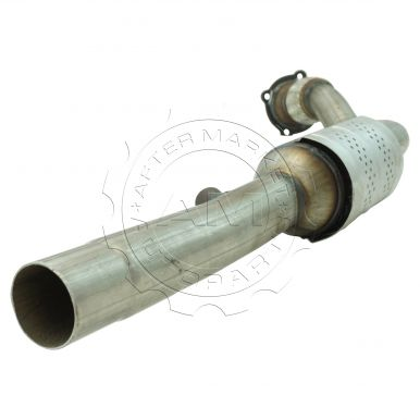 Volkswagen beetle catalytic converter direct fit at am autoparts 1999 2005 vw beetle front exhaust pipe with catalytic converter l4 18l turbo sciox Images
