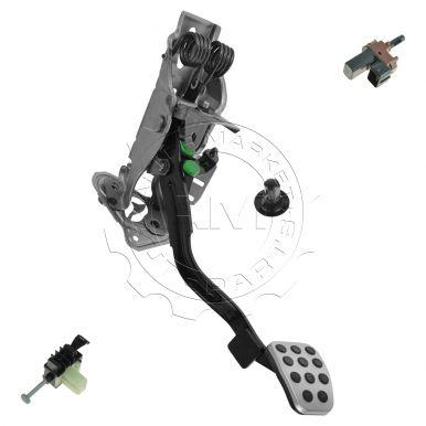 Am Autoparts Reviews >> 2004-2008 Mazda RX-8 Clutch Pedal & Bracket Assembly - AM ...