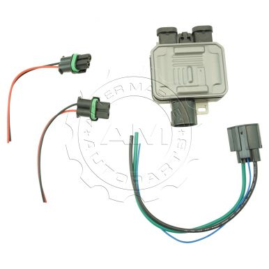 Ford Edge Flex Lincoln MKS MKX Radiator Cooling Fan Control Module  AM-2874118179