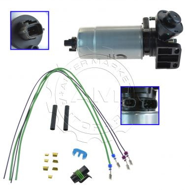 2005-07 Jeep Liberty Fuel Filter Water Separator with Harness Mopar  68043089AA, 68043086AC AM-4126274322