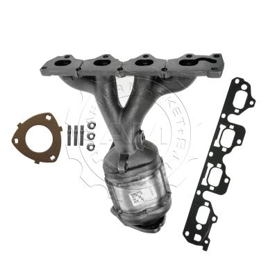Chevy Malibu Pontiac G6 Saturn Aura Exhaust Manifold Catalytic Converter  Assembly Dorman 674-889 AM-2190909577