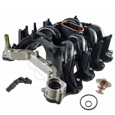 2004-2004 Ford F150 Heritage Truck Upper Intake Manifold ...