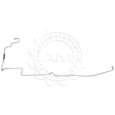 Ford f150 truck oil cooler lines transmission at am autoparts 1997 2002 ford f150 truck lower automatic transmission line for models with 4r100 transmission without auxiliary cooler dorman 624 202 sciox Gallery