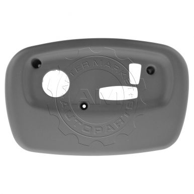 2002-03 Chevy GMC Olds Front Driver Side Outer Pewter Switch Bezel General  Motors OEM 88979497 AM-347809643