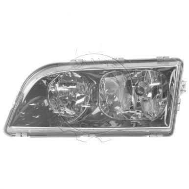 2000 02 Volvo S40 V40 Driver Side Headlight Am 24111812