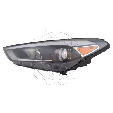 Hyundai Tucson Headlight Assemblies at AM Autoparts