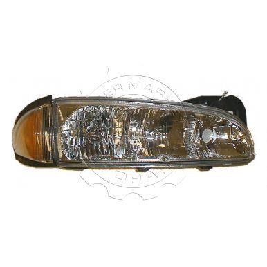 1996 99 Pontiac Bonneville Headlight