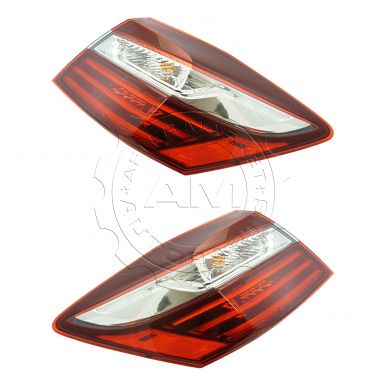 2016 honda accord tail lights at am autoparts page null. Black Bedroom Furniture Sets. Home Design Ideas