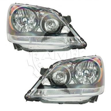 honda odyssey headlight assemblies at am autoparts page null. Black Bedroom Furniture Sets. Home Design Ideas