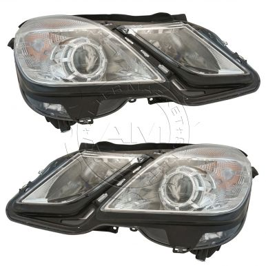 TYC 20-12235-00-1 Mercedes-Benz Right Replacement Head Lamp