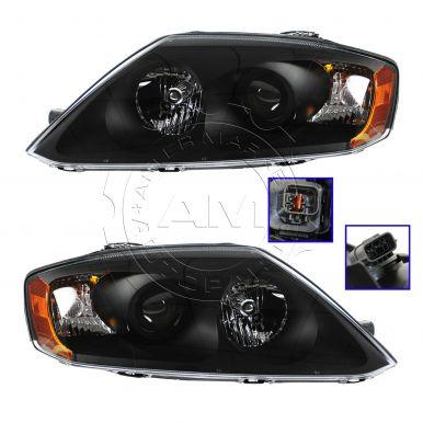 2005-2005 Hyundai Tiburon Headlight Pair - AM-3726877678 ...