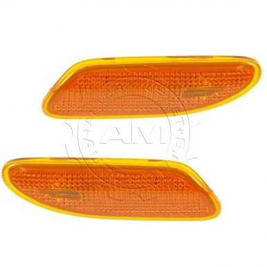 TYC 18-6073-01-1 Mercedes-Benz Right Replacement Side Marker Light