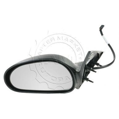 TYC 2540132 Ford Mustang Driver Side Power Non-Heated Replacement Mirror