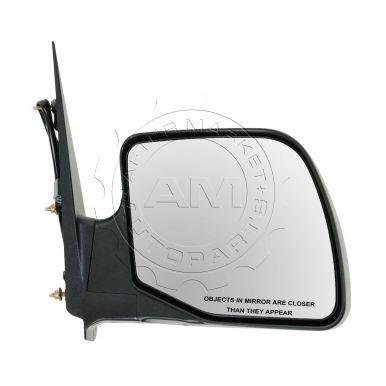 Ford E150 E250 E350 E350 Super Duty Passenger Side Mirror AM-41852784