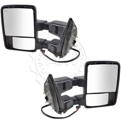 2013 Ford F250 Super Duty Truck Mirror Side View At Am