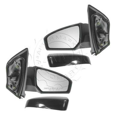 2007 12 Nissan Sentra Mirror Pair Am 42468190 At Am Autoparts
