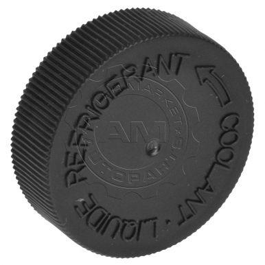 GENUINE NISSAN INFINITI COOLANT OVERFLOW RESERVOIR CAP  BLACK FITS MANY MODELS