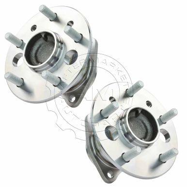 Toyota Lexus Rear Wheel Bearing & Hub Assembly Pair AM-33774147