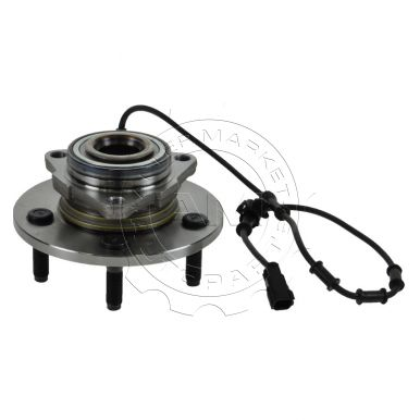 Am Autoparts Reviews >> 2002-2005 Dodge Ram 1500 Truck Front Wheel Bearing & Hub ...