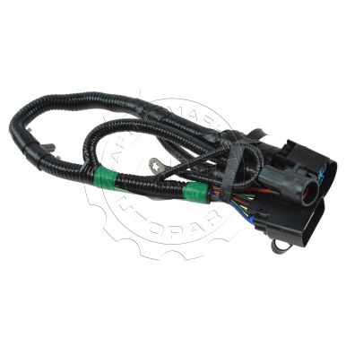 Ford F150 Lincoln Mark LT Trailer Wiring Harness Ford OEM 5L3Z-13A576-BA Oem Ford Trailer Wiring Harness on
