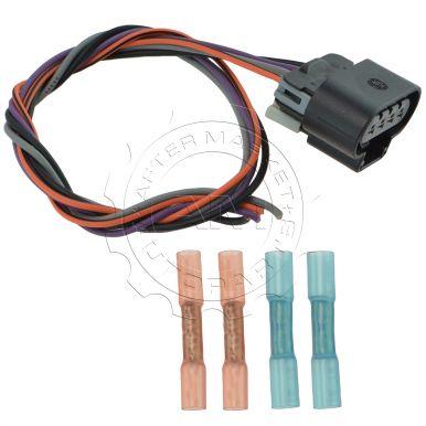 2001-2004 pontiac aztek fuel pump wiring harness v6 3 4l (8th vin digit e)  oval plug