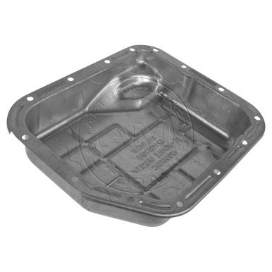1998 2001 dodge ram 1500 truck transmission oil pan for models with 42re automatic transmission. Black Bedroom Furniture Sets. Home Design Ideas
